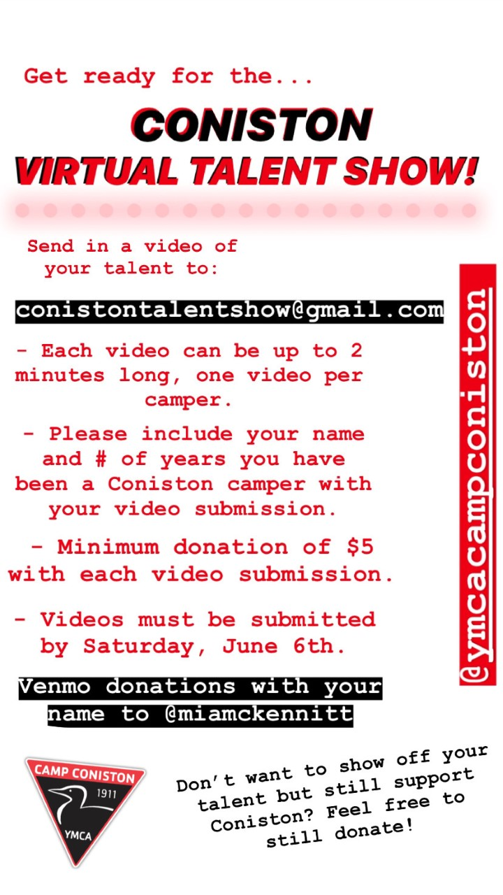 Coniston talent show image