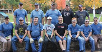 Hypertherm-Volunteers