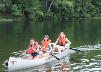 Session 3 - Canoeing